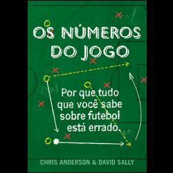 livro os números do jogo futebol
