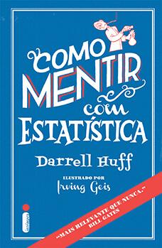 livro como mentir com estatística